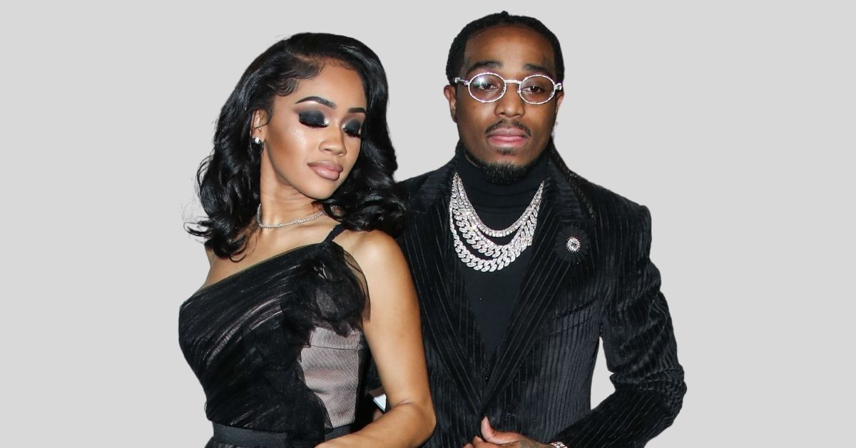 """Disappointed"" Quavo Replies To Saweetie's Breakup Tweet And Twitter Explodes"