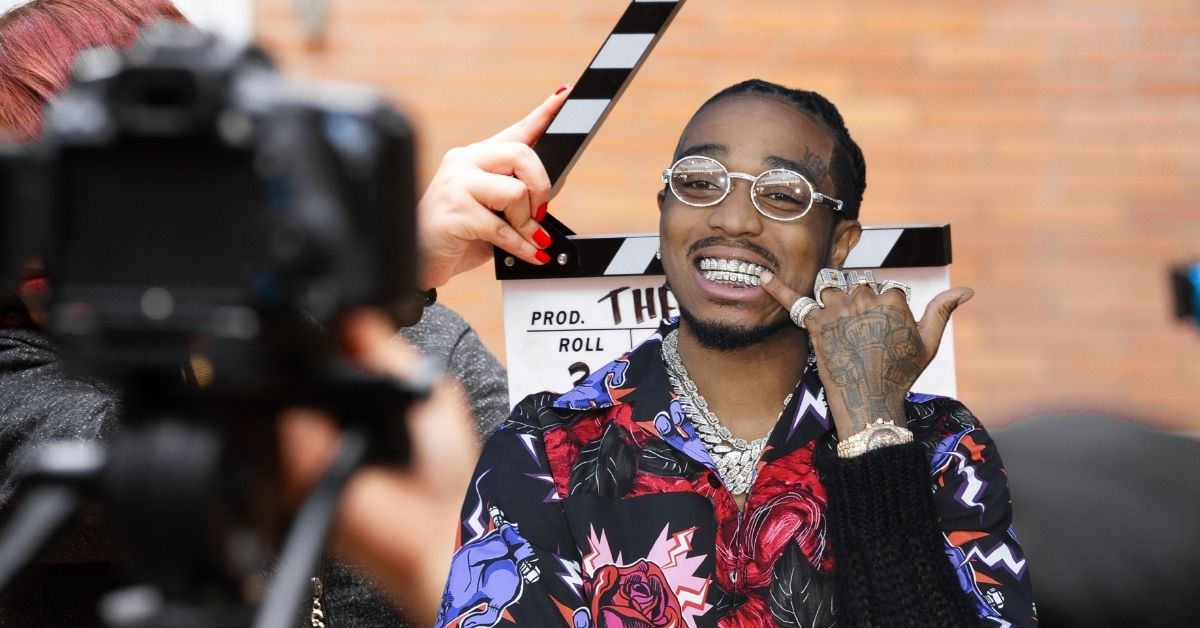 """Quavo Makes Business Power Move By Executive Producing Horror Flick """"The Resort"""""""