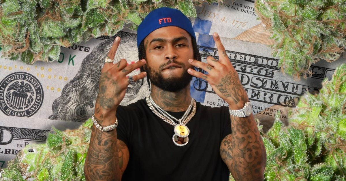 """Dave East Gets Into Legalized Cannabis; Says He Has The """"Best Weed Ever"""""""