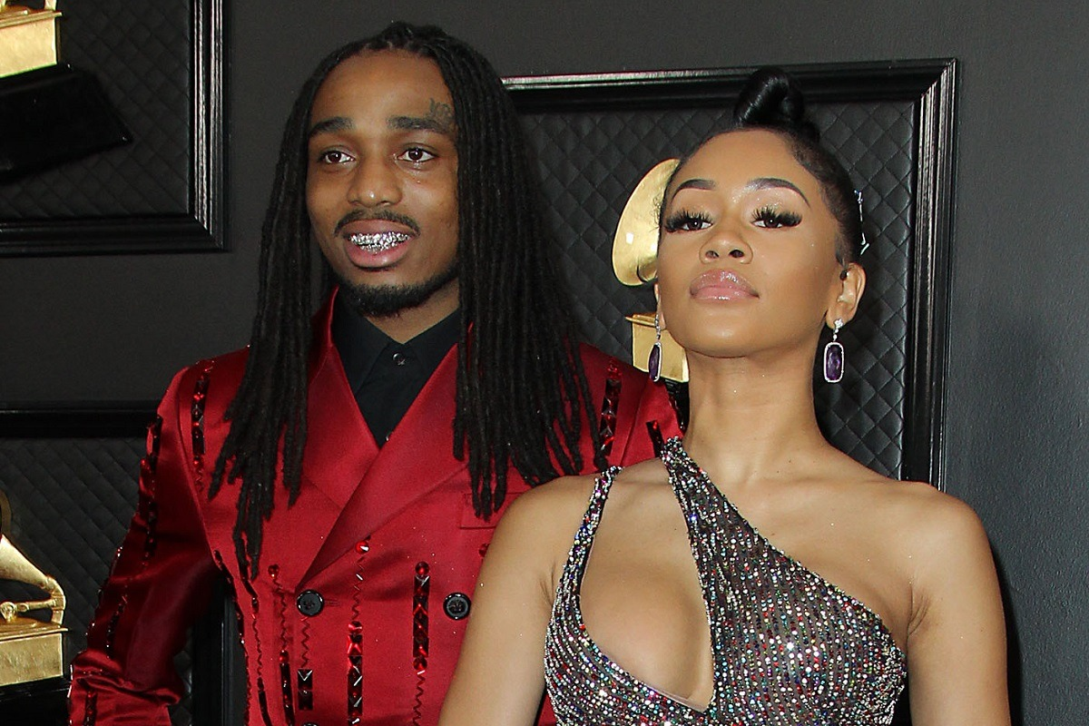 Quavo Reportedly Did Not Send A Repo Man To Repossess Saweetie's Bentley