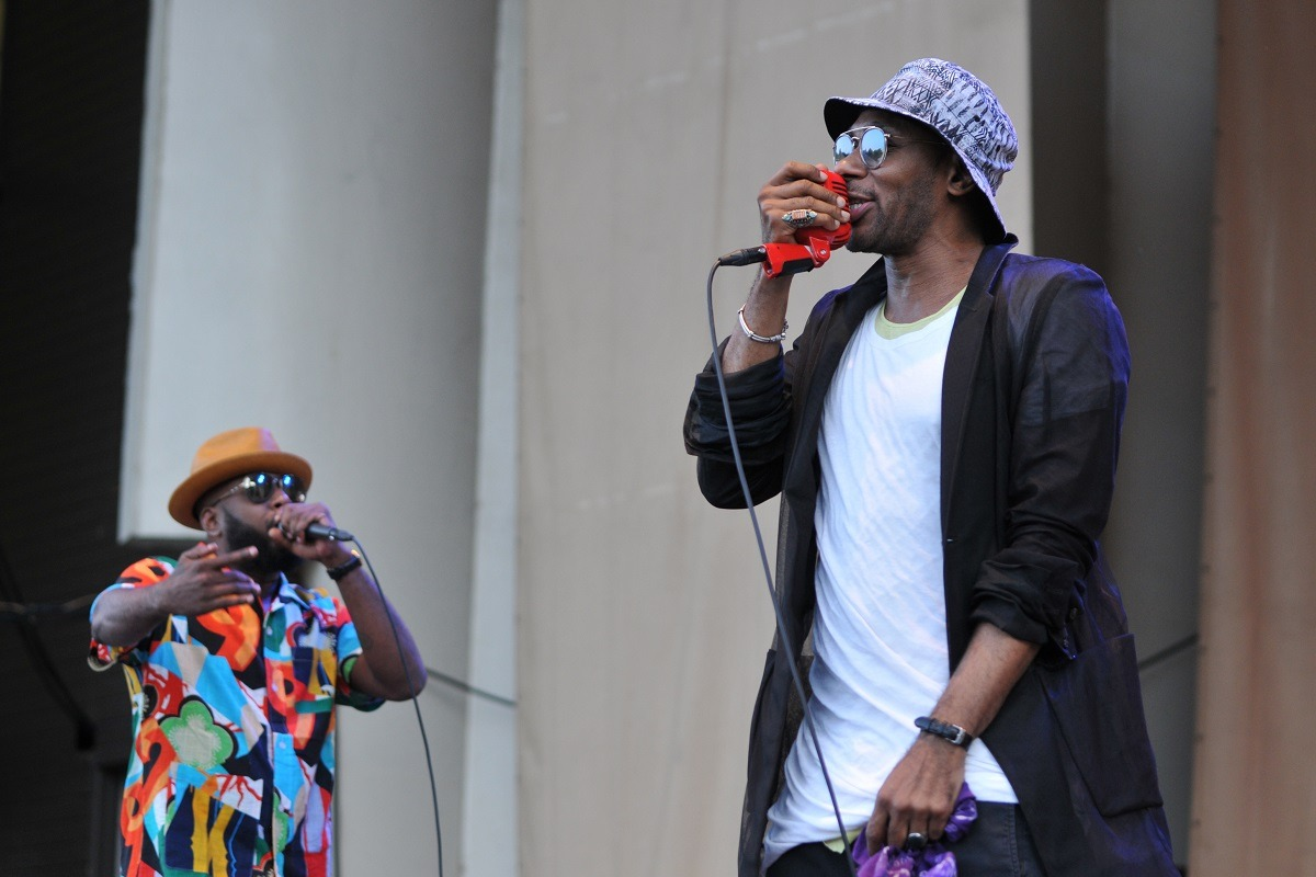 Talib Kweli Continues To Tease Black Star Reunion With Yasiin Bey (Mos Def)