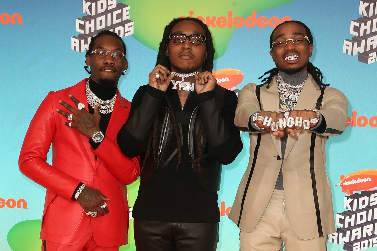 Offset Once Again Teases Migos' 'Culture III' Album Is On The Way
