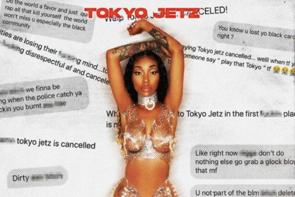 Tokyo Jetz Talks Naming Her Debut Album 'Cancel Culture'
