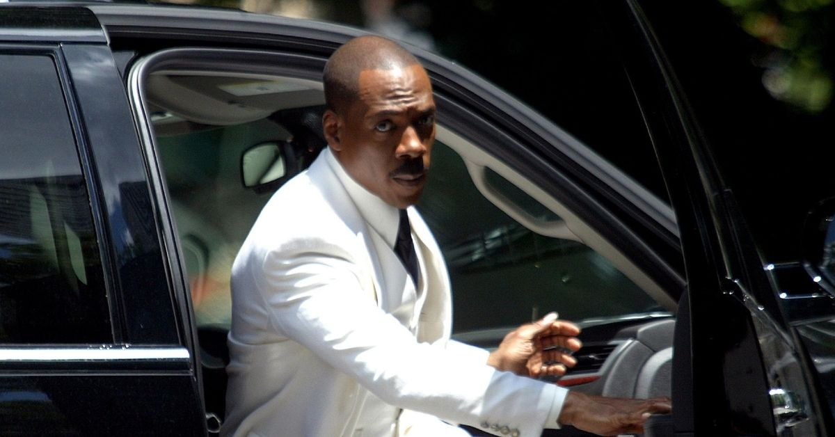 "Eddie Murphy Reveals The Reason He Is Refusing To Film ""Beverly Hills Cop 4"""