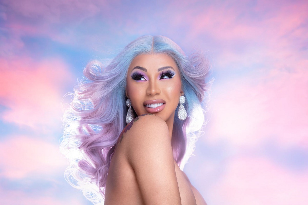 """Cardi B Makes History As """"Up"""" Climbs To No. 1 On The Hot 100 Chart"""