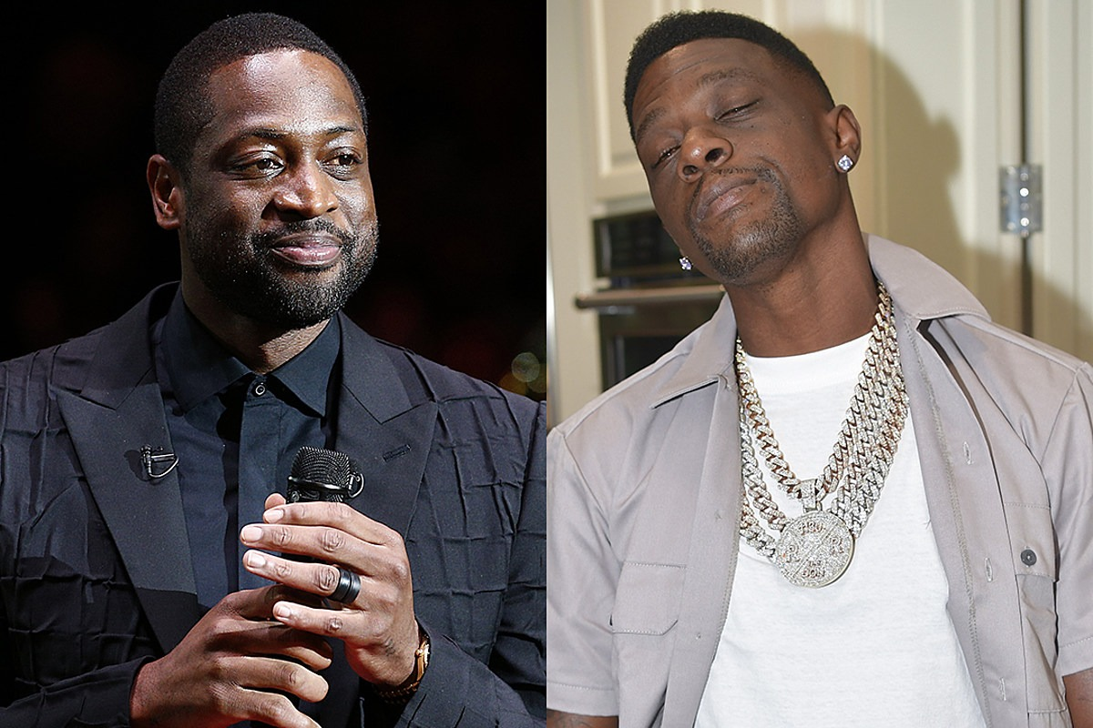 Dwyane Wade Thanks Boosie BadAzz for Continuing Conversation About Wade's Daughter Coming Out as Transgender