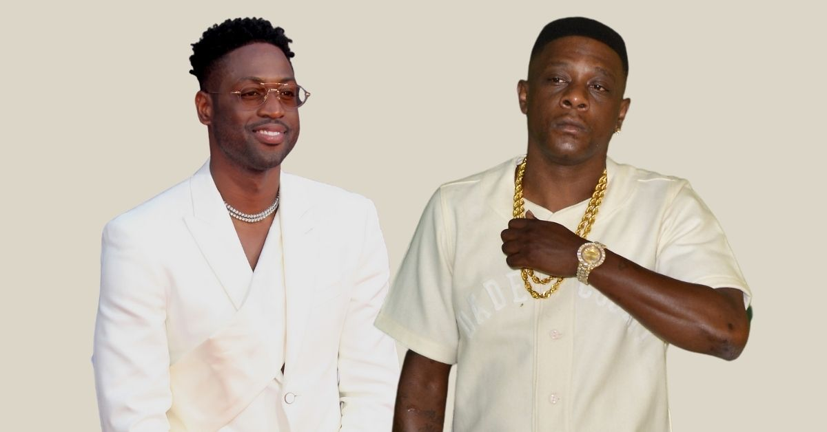 Dwyane Wade Thanks Boosie For His Comments About His Transgender Daughter Zaya