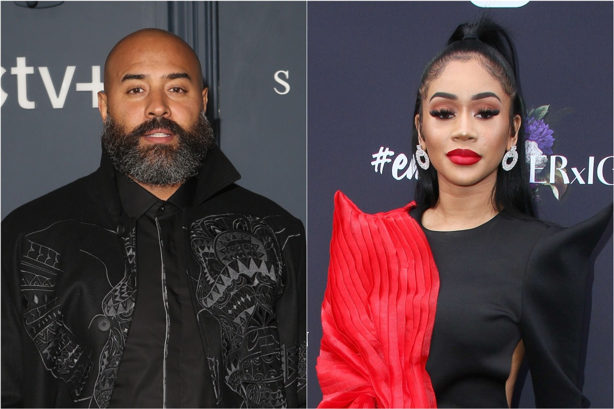 Ebro Responds To Saweetie Saying She Has PTSD From Hot 97 Freestyle Criticism