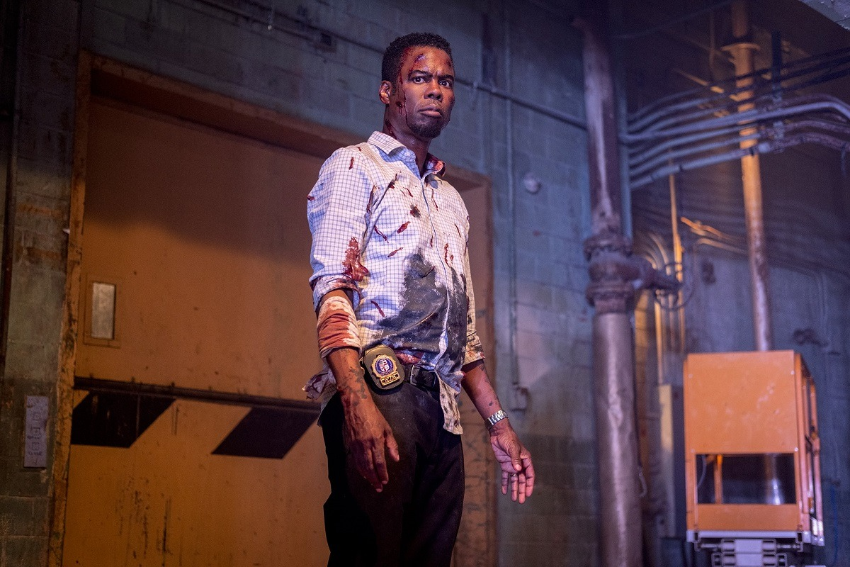 Lionsgate Moves Up Release Date For 'Spiral: From The Book Of Saw' Starring Chris Rock & Samuel L. Jackson