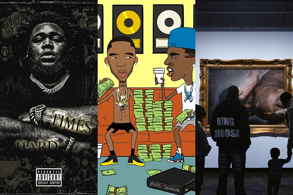 Young Dolph and Key Glock, Rod Wave, Vic Mensa and More – New Projects This Week
