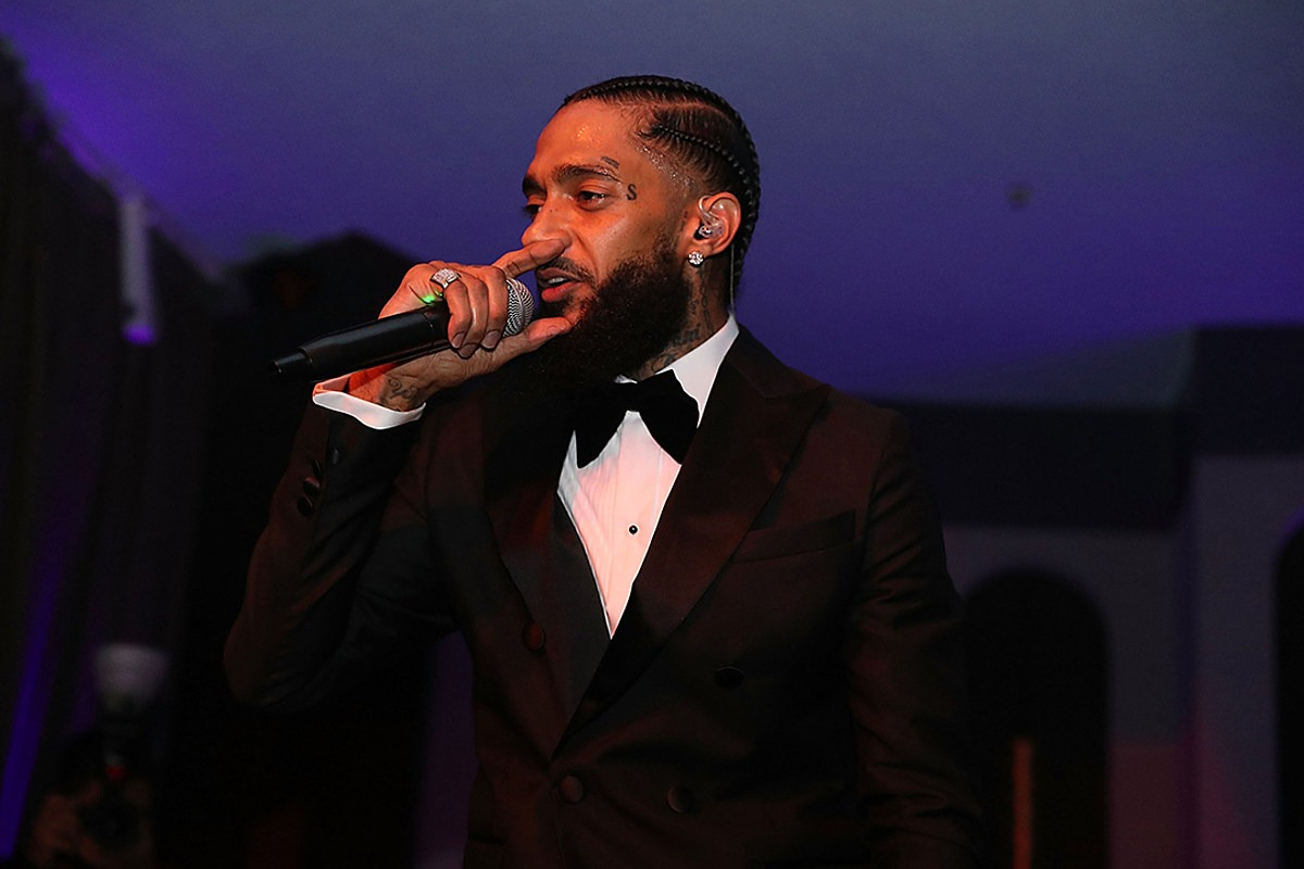 Nipsey Hussle's Estate and Crips Organization Reach Agreement for 'The Marathon Continues' Slogan