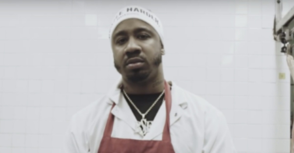 Benny The Butcher Reveals The Surprising Influences That Led To His Rap Career