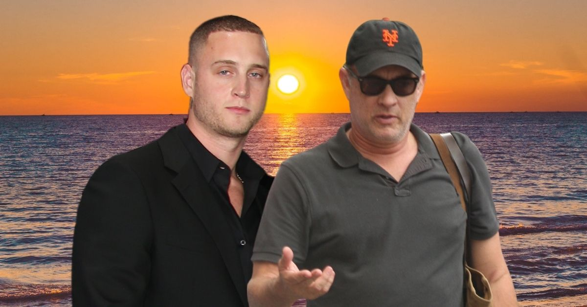 "Tom Hanks' Rapping Son Chet Declares Its A ""White Boy Summer"" And Gets Roasted"