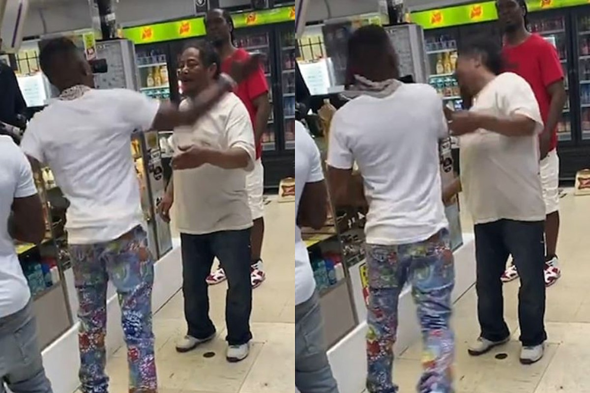 Boosie BadAzz Pays Man $550 to Smack Him as Hard as He Can