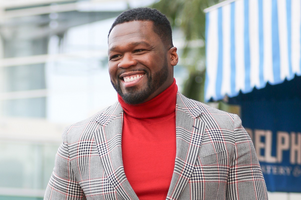 50 Cent Sends Message To The NAACP After Power Racks Up Wins