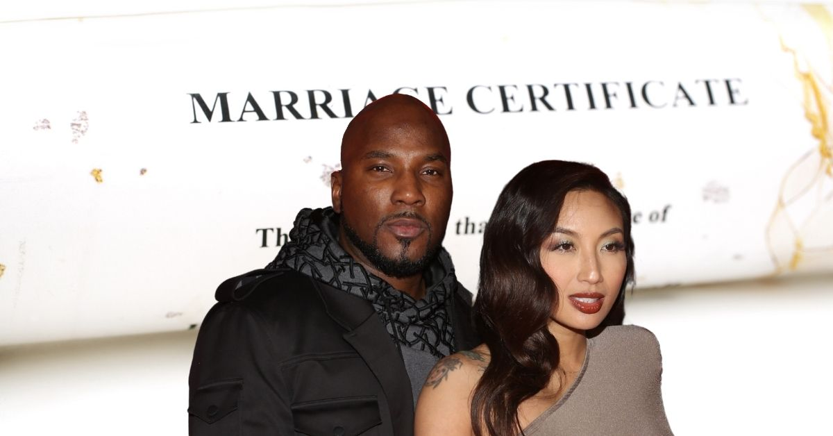 Jeezy And Jeannie Mai Apply For Marriage License