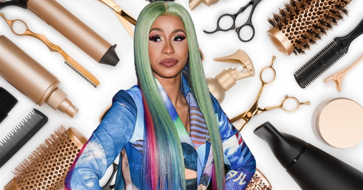 Cardi B Launching New Hair Care Business In Her Quest For Billions