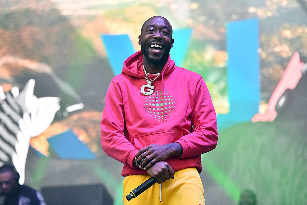 Freddie Gibbs Says He Uses Fake Instagram Pages to Mock Rappers