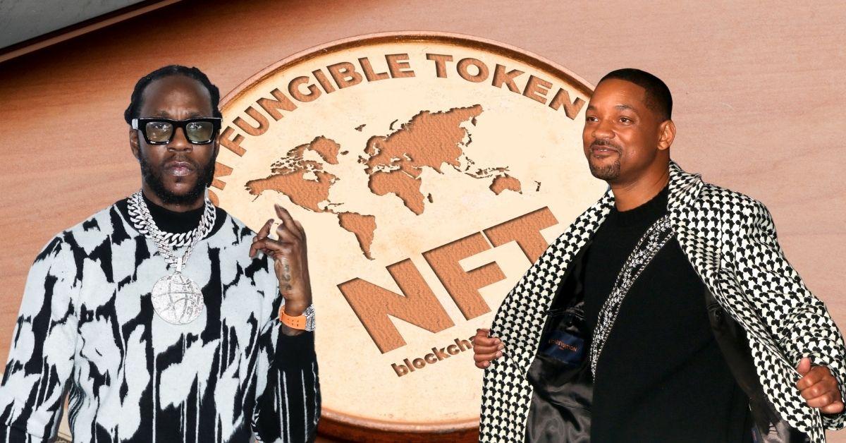 2 Chainz, Will Smith Help Raise $300 Million For NBA Top Shot NFT's