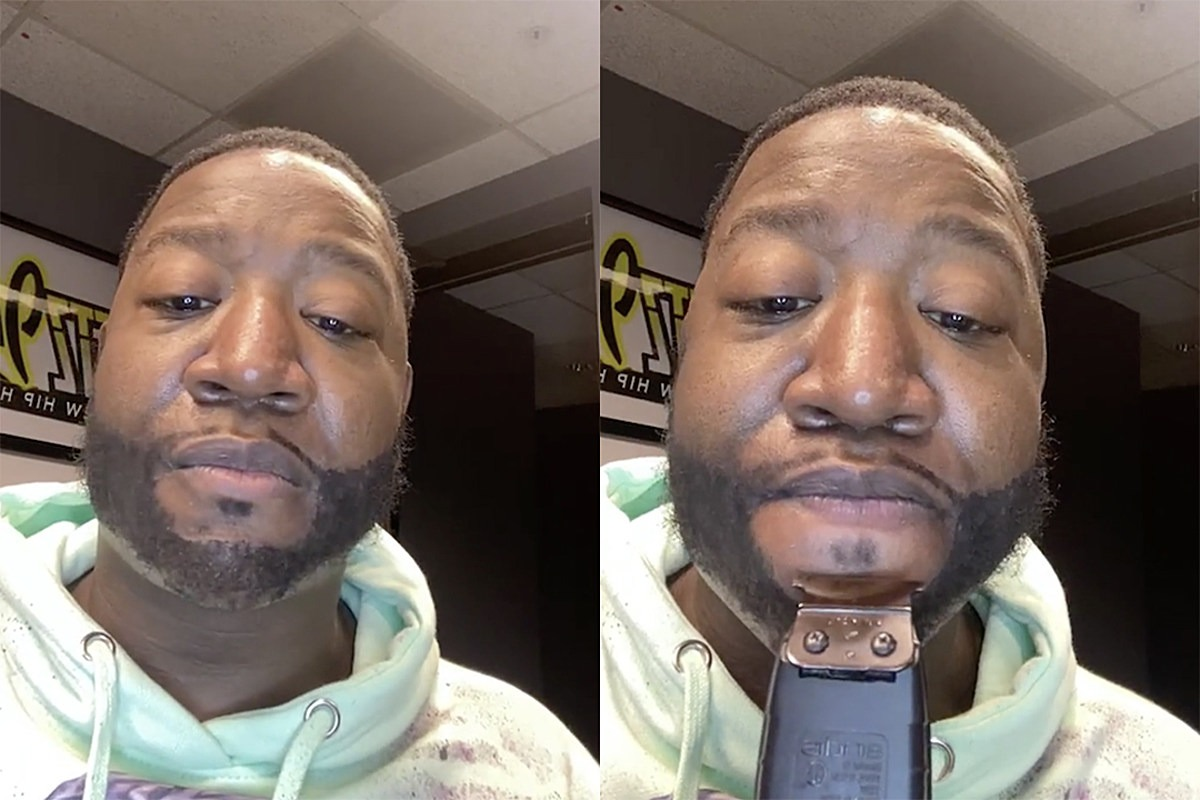 Yung Joc Gets Fake Beard and People Are Roasting Him for It