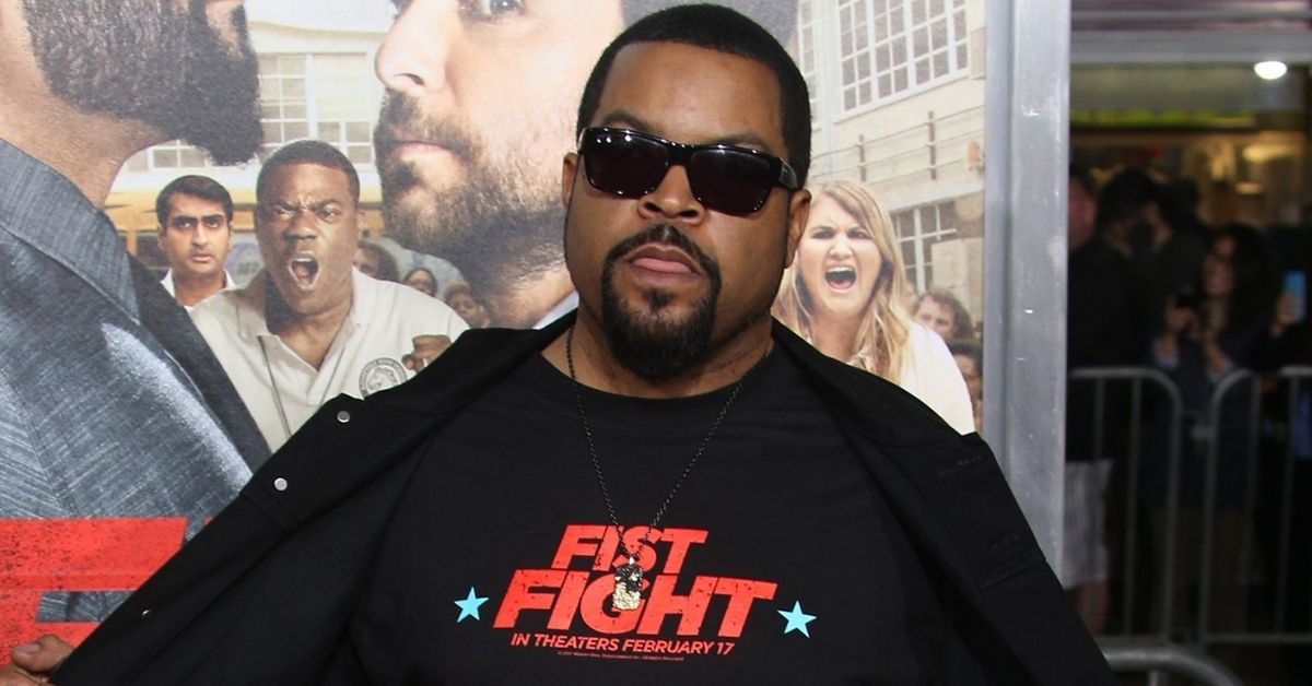 Ice Cube Claims Robinhood Stole His Image To Benefit Their Bottom Line
