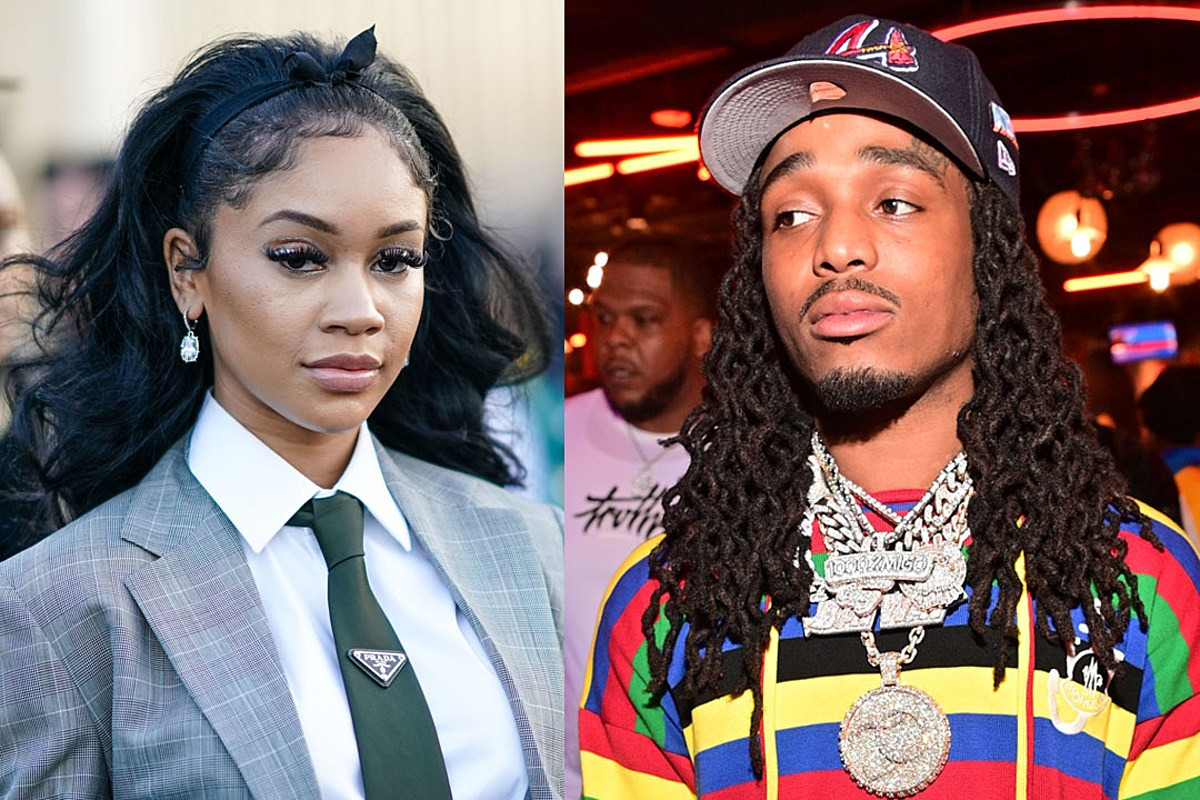 Saweetie Breaks Silence Over Quavo Physical Altercation – Report