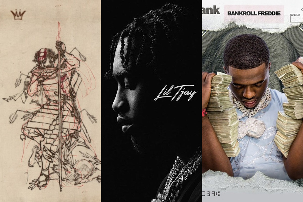 Lil Tjay, Mello Music Group, Bankroll Freddie and More – New Projects This Week