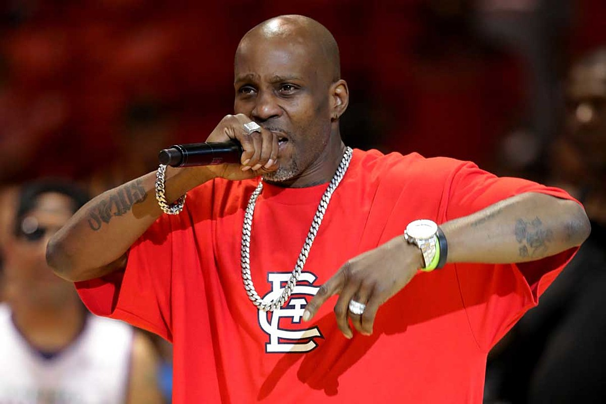 DMX Taken Off Life Support, Breathing on His Own, Lawyer Says