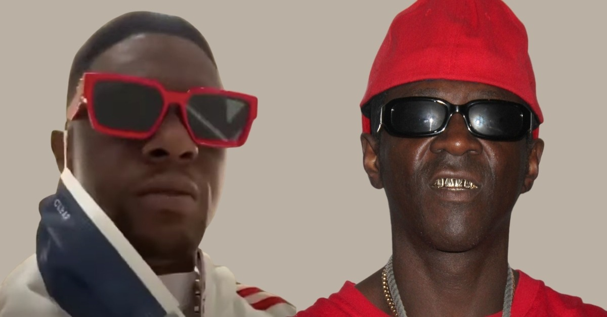 Flavor Flav Says There Is No Comparing Him To Boosie After Airport Mixup