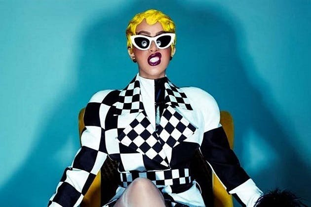 Cardi B's 'Invasion of Privacy' Becomes First Female Rap Album To Spend Three Years On Billboard 200 Chart