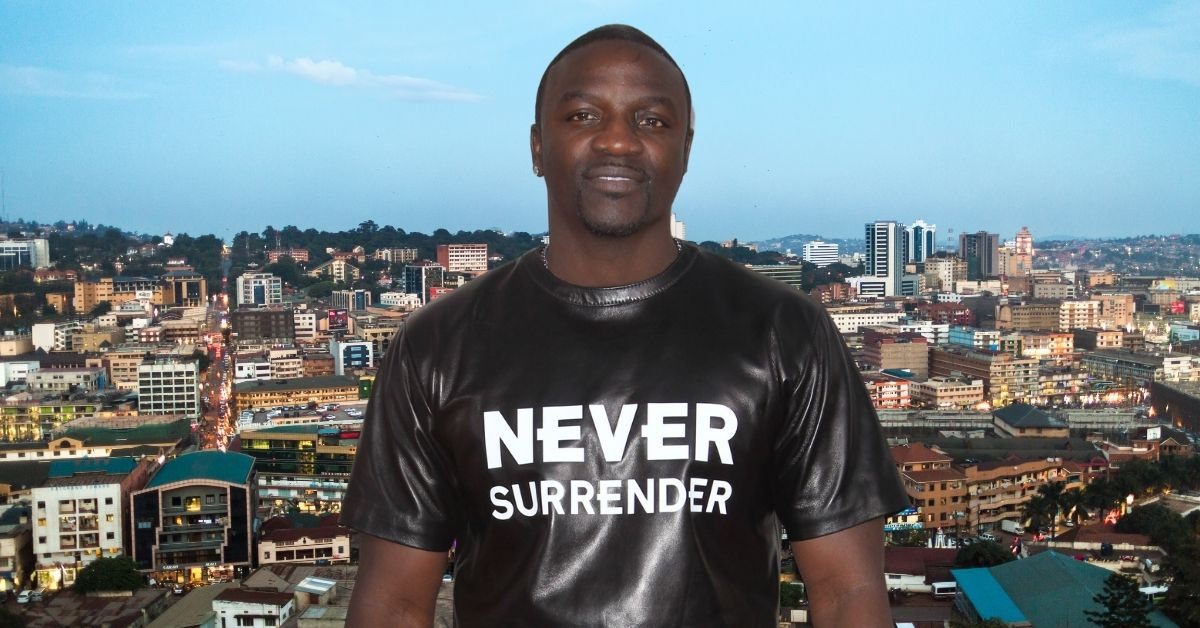 Akon Is Building Another City And Africa. Here Are The Details!