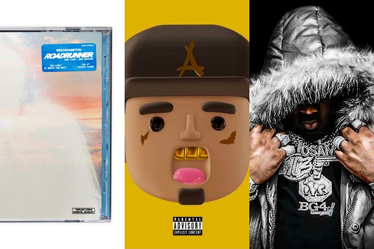 Kid Ink, Brockhampton, Mo3 and More – New Projects This Week