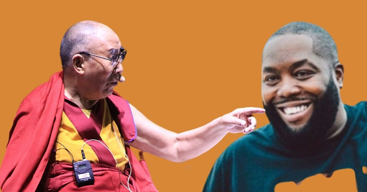 Killer Mike Teaming With The Dalai Lama To Help Save All Human Beings