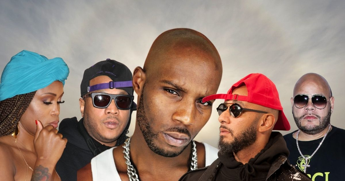 DMX's Best Friends Pay Their Respects To Late Rapper After His Sad Death