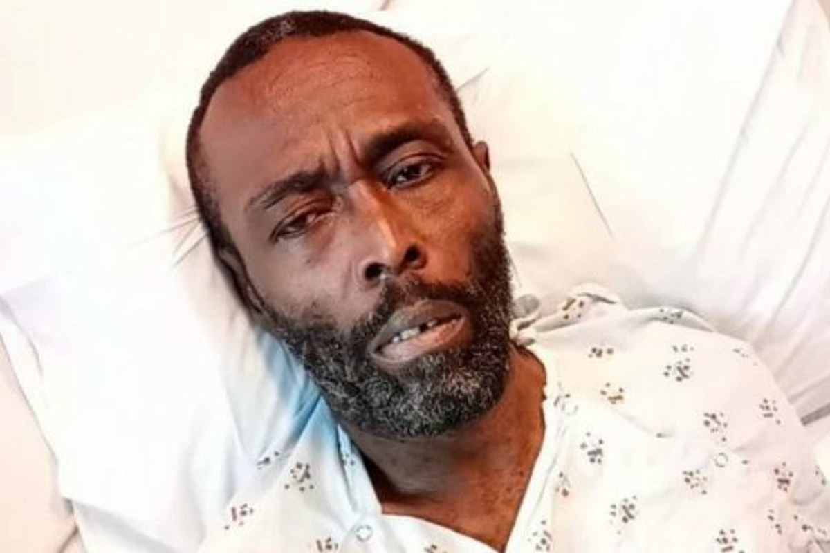 Video of Black Rob in Hospital Bed Surfaces, Fans Concerned for His Health