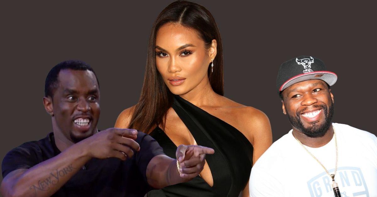 50 Cent Downplays Baby Mama Drama With Diddy