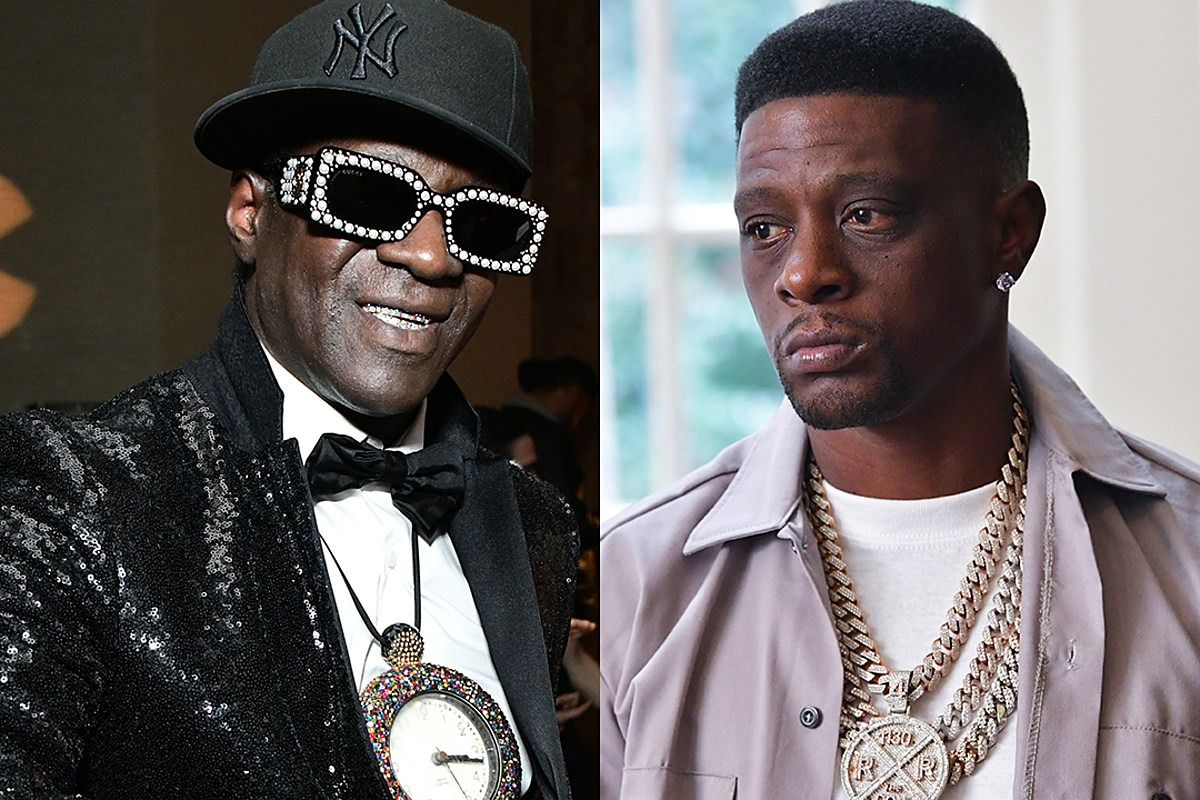 Flavor Flav Says People Won't Stop Calling Him Boosie BadAzz, Has Had Enough