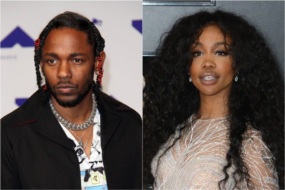 Kendrick Lamar's 'Damn' & SZA's 'Ctrl' Reach Major Milestones On The Album Chart