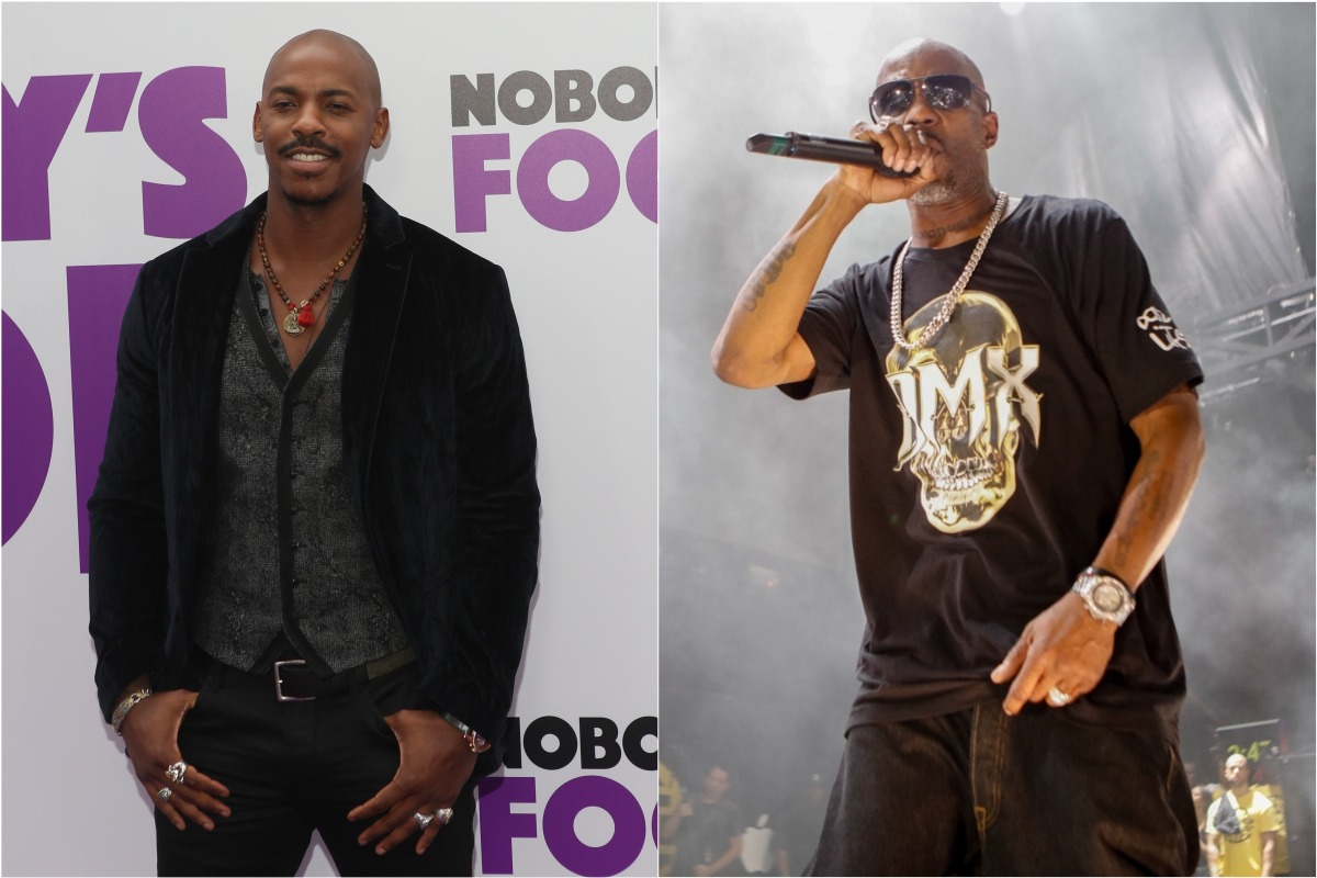 Mehcad Brooks Expresses Interest In Portraying DMX In A Biopic