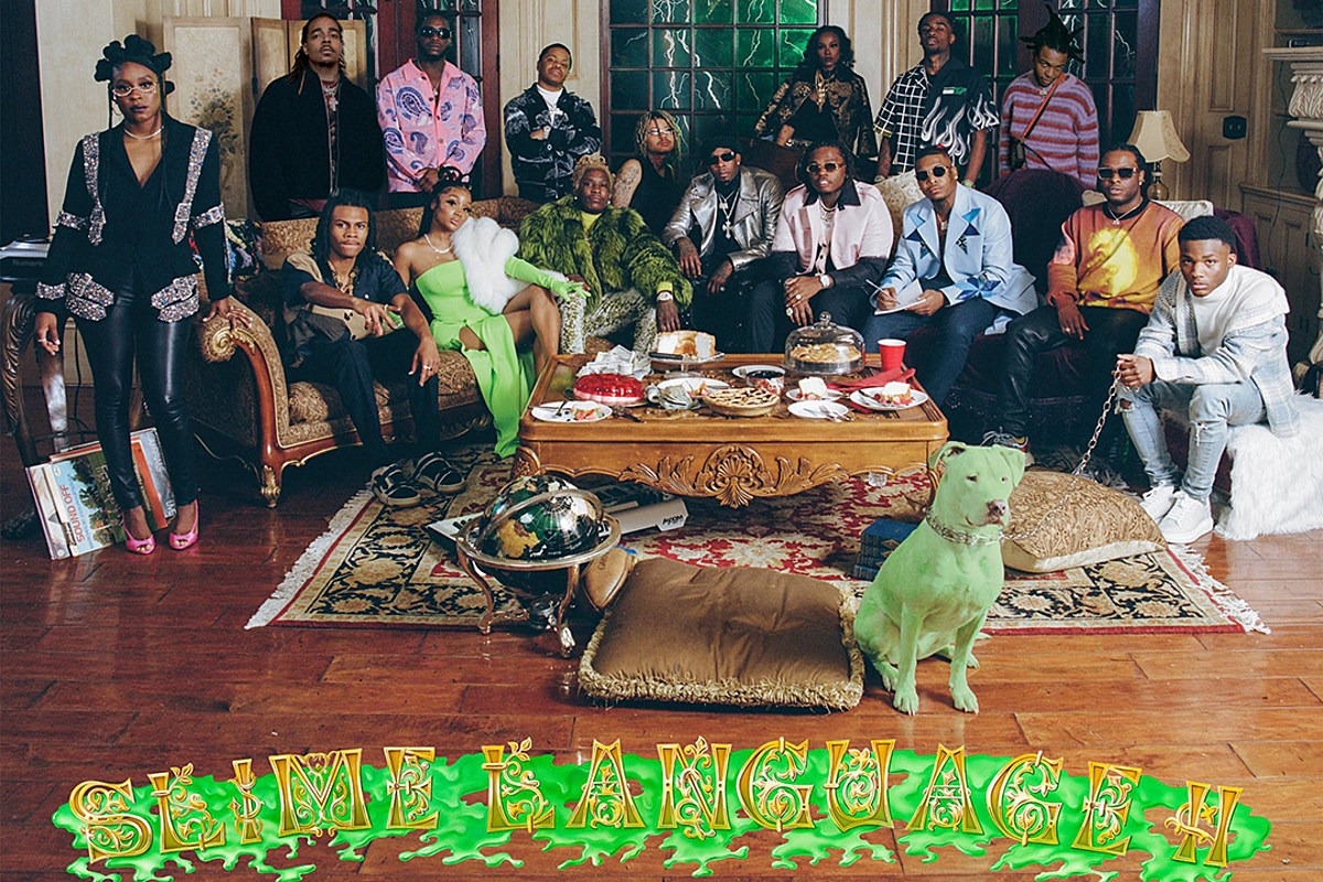 Young Thug Shares Slime Language 2 Compilation Album – Listen