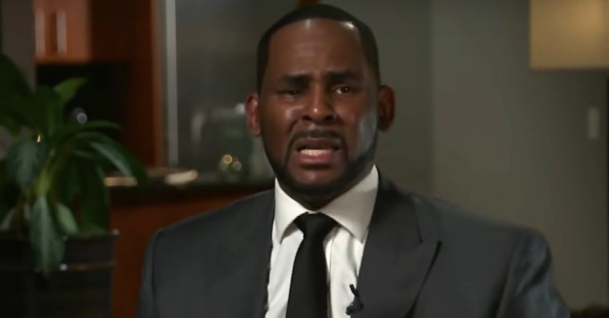 R. Kelly Gets New Home – In a New York Jail