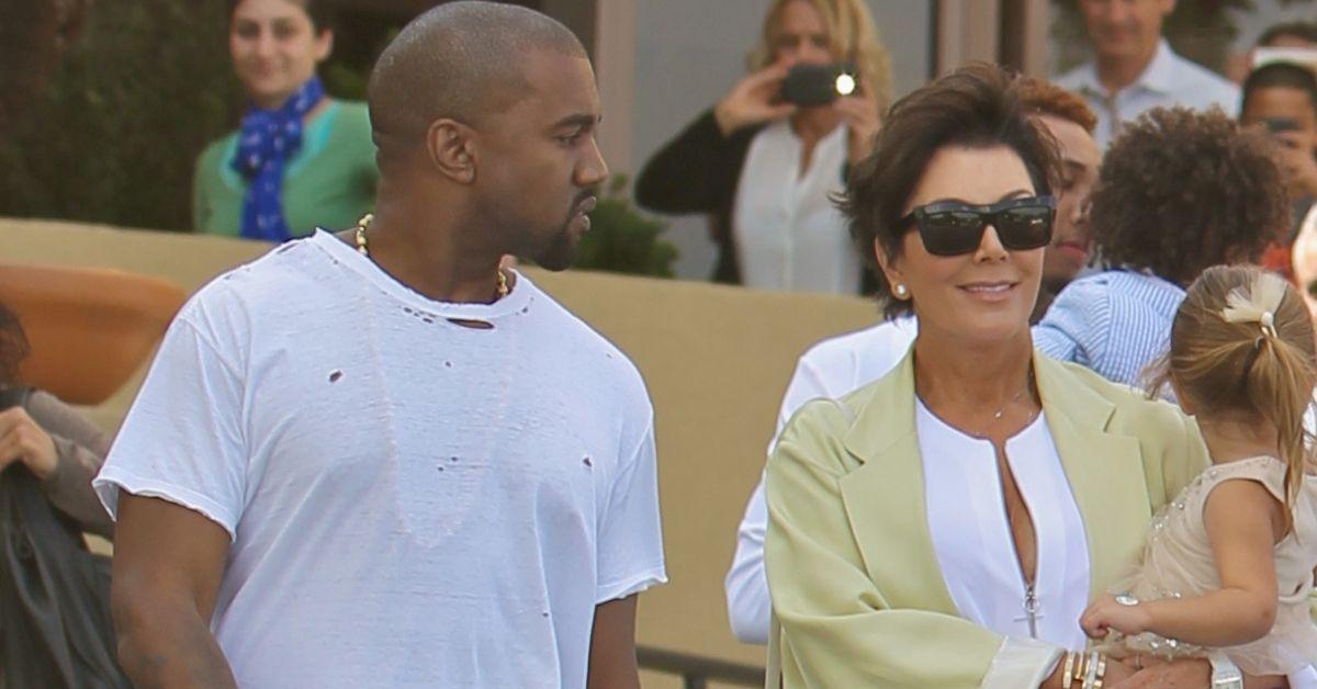Kris Jenner's Divorce Experiences Helping Kim Kardashian