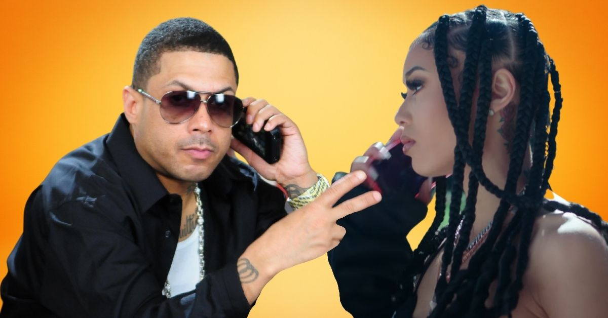 Benzino Vows To Heal Relationship With Coi Leray After Social Media Spat Goes Viral