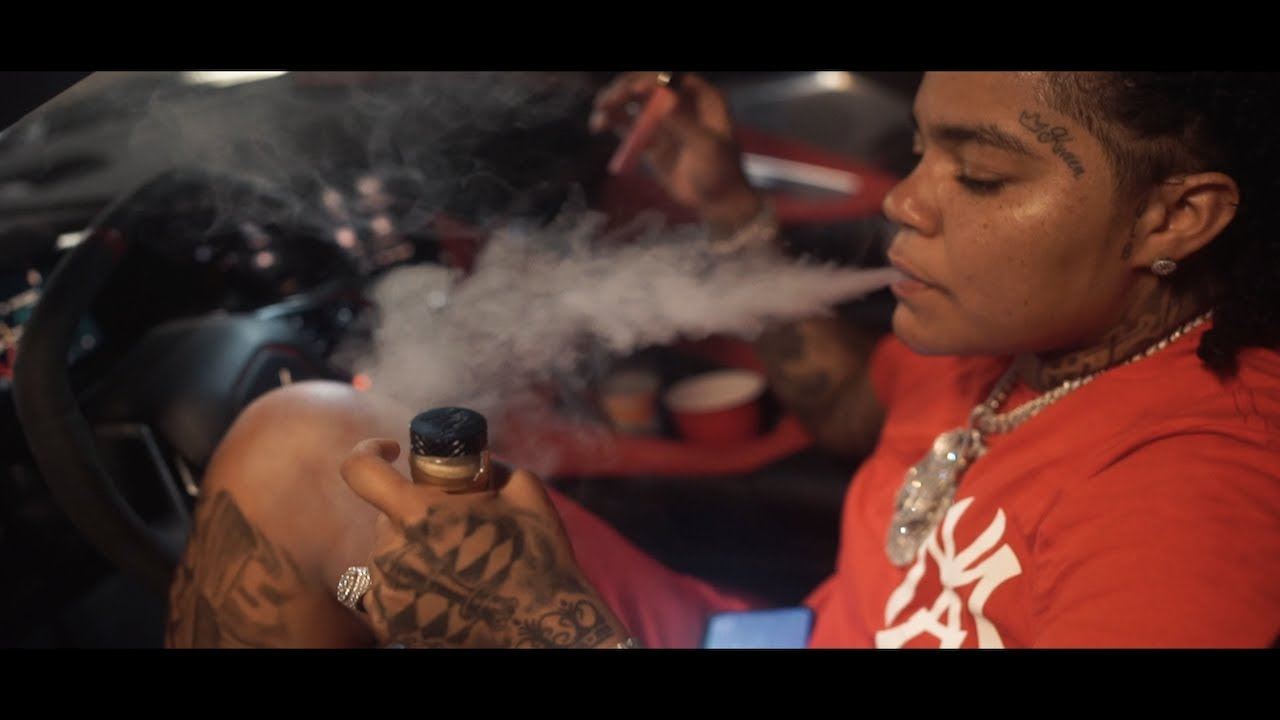 Young M.A. Makes Power Move With New Liquor Deal
