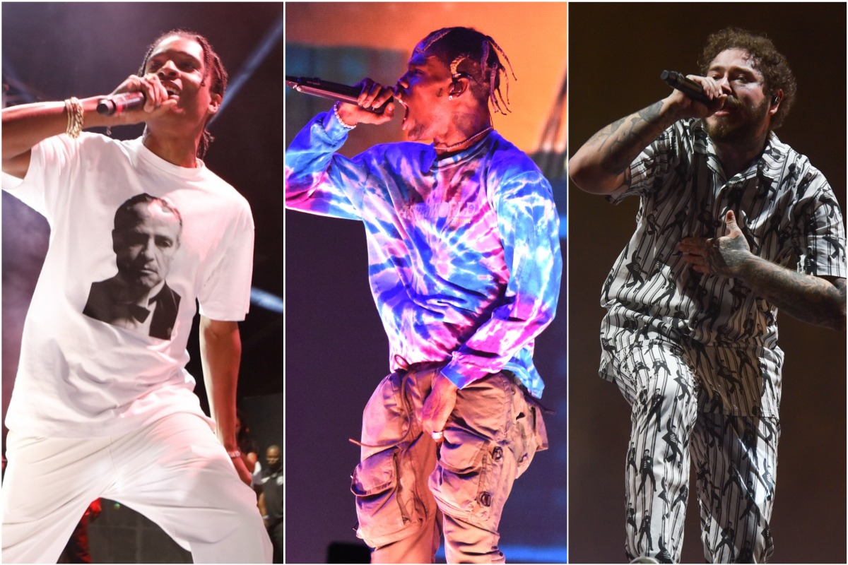A$AP Rocky, Travis Scott & Post Malone To Headline Returning Rolling Loud Miami 2021