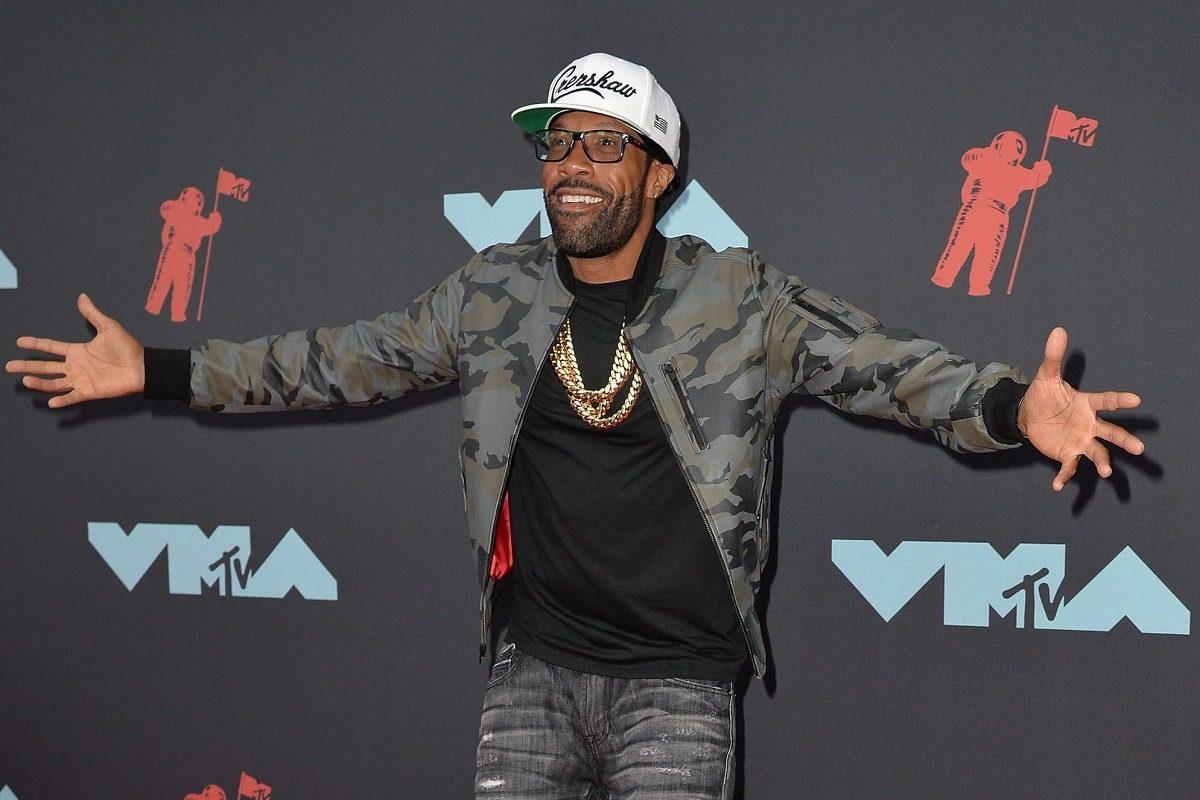 "Redman Releases ""80 Barz"" Video Following 'Verzuz' Battle With Method Man"
