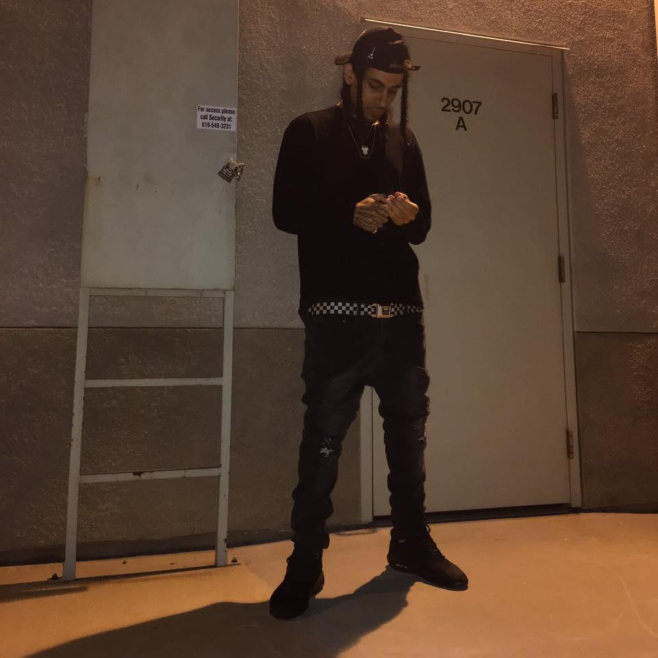 "KingAudi Enjoys Late Night Cruising In San Diego At ""2 AM"" [Music Video]"
