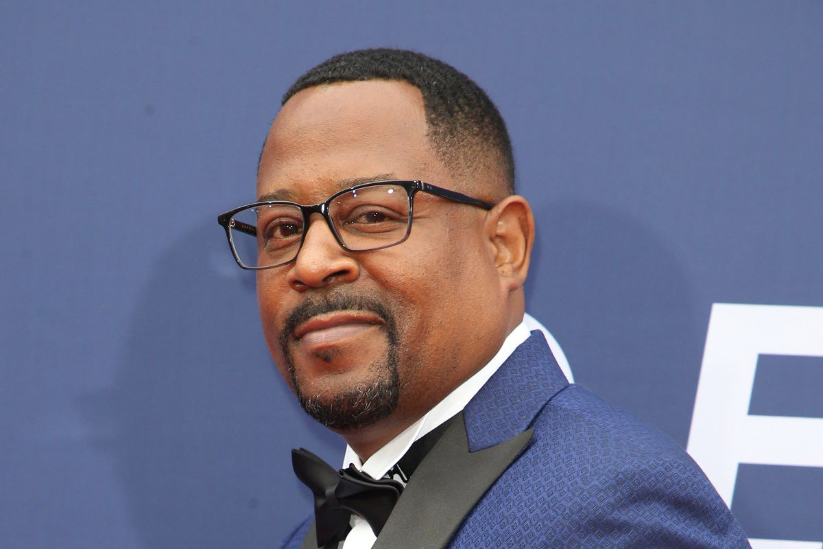Martin Lawrence Partners With Detroit Pistons For Limited-Edition Merchandise