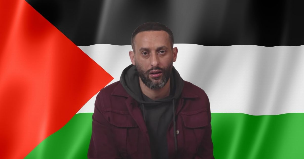 Tamer Nafer Of Palestinian Groundbreaking Rap Group DAM Says He Is Fearful For His Life Inside Of Israel