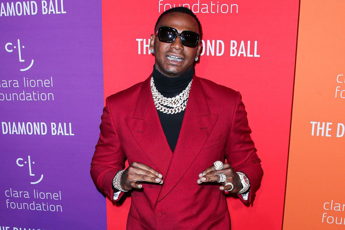 Moneybagg Yo's 'A Gangsta's Pain' Jumps Back To #1 On The Album Chart